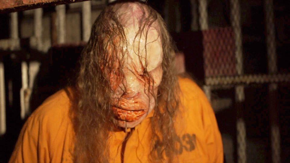 Blood Prison Ohio Haunted House Escaped Deranged Prisoner