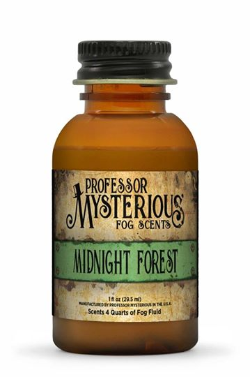 Professor Mysterious Fog Fluid Midnight Forest