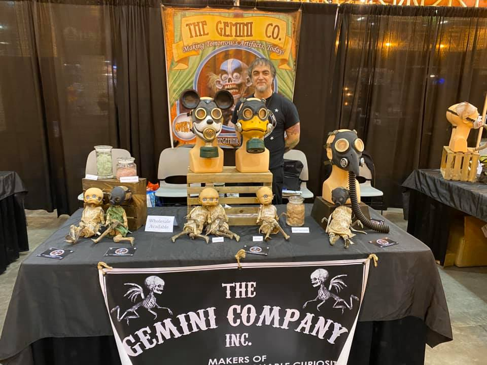 The Gemini Company Expo Booth