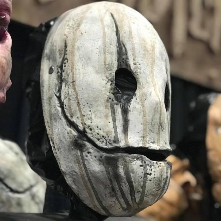Monster Mafia FX Creepy Mask