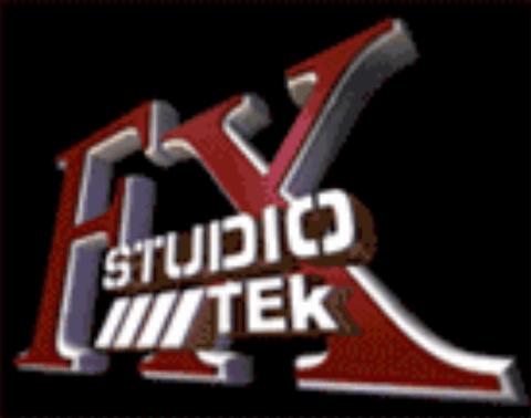Studio Tek FX Logo