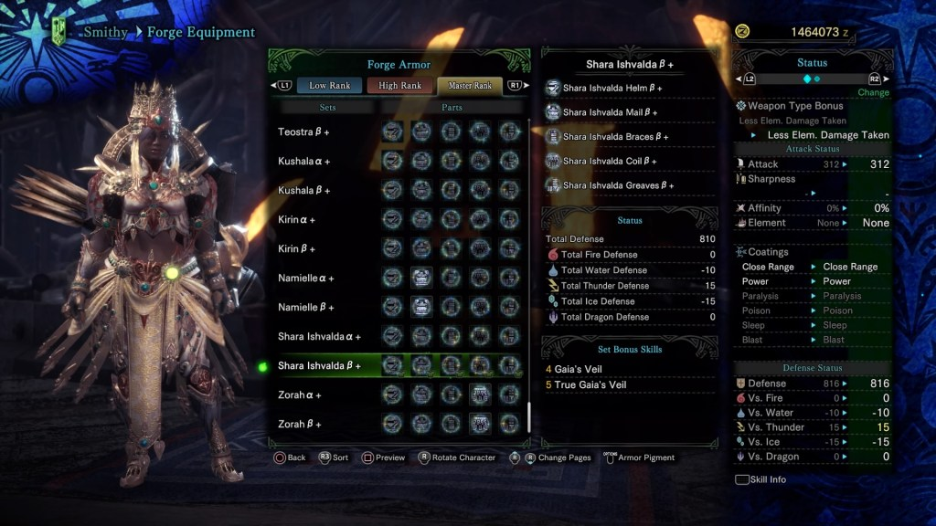 All Monster Hunter World Iceborne Armor Sets Figures you place in your room can be viewed up close in detail. monster hunter world iceborne armor sets