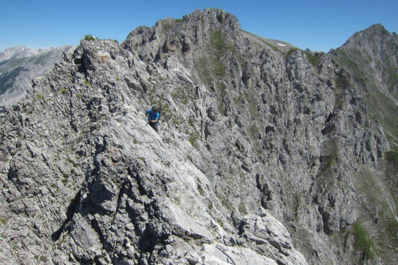 Innsbrucker Klettersteig (48)