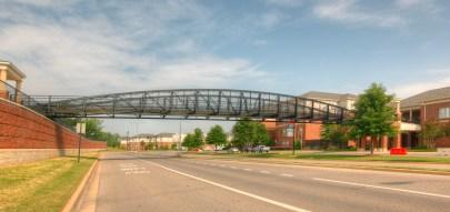 University of Alabama - Riverside Pedestrian Bridge