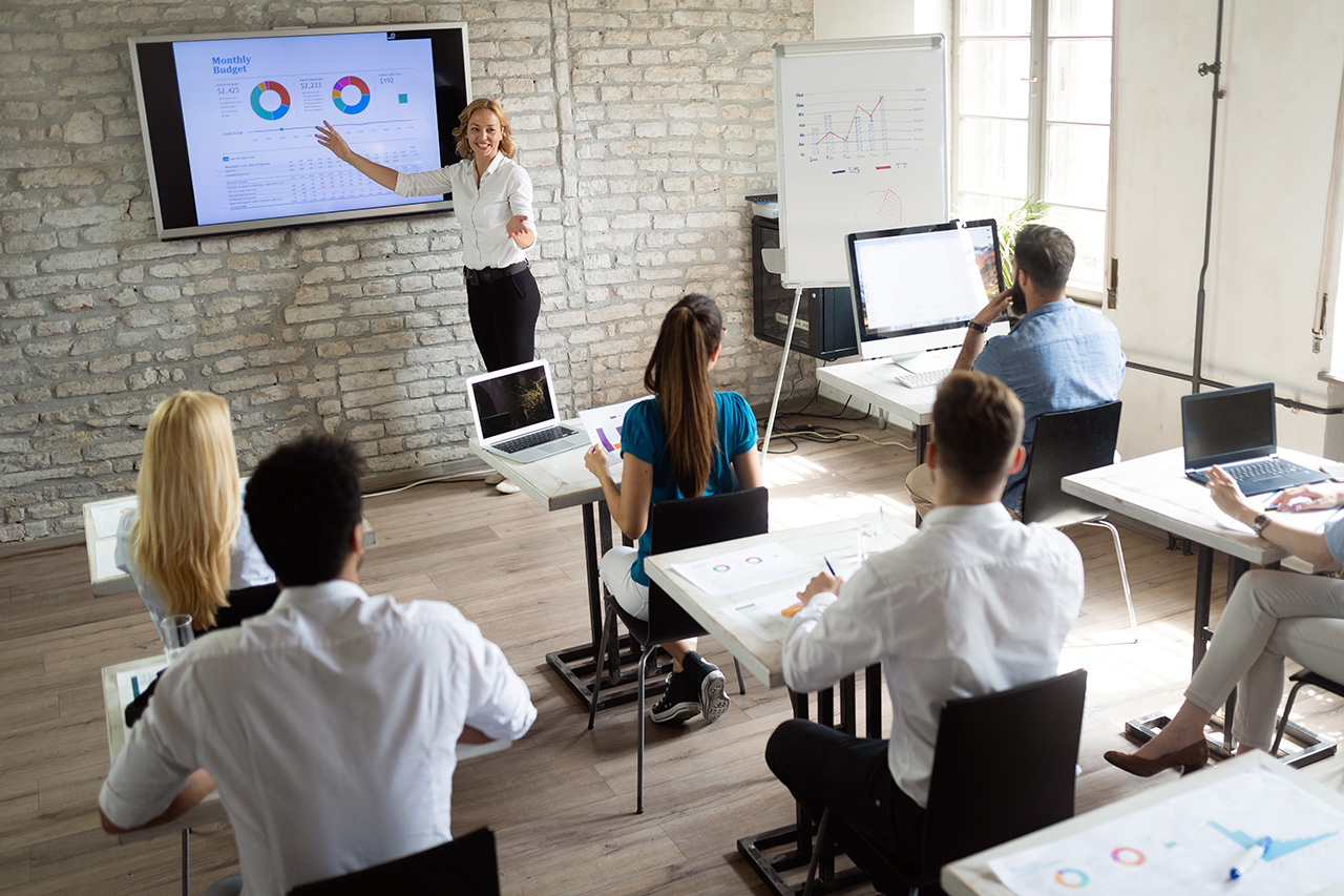 Legacy Smart Classroom