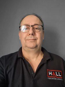 Press Release: Hall Technologies Announces Roy Leggett as EMEA Sales Director