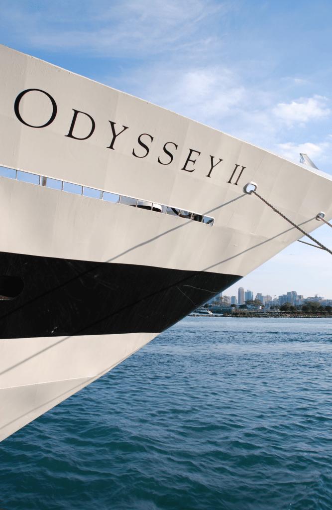 odyssey ii cruise - 1