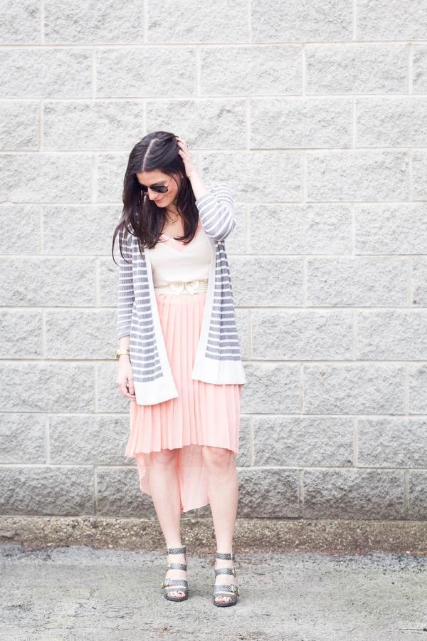 Pink & Gray - 1