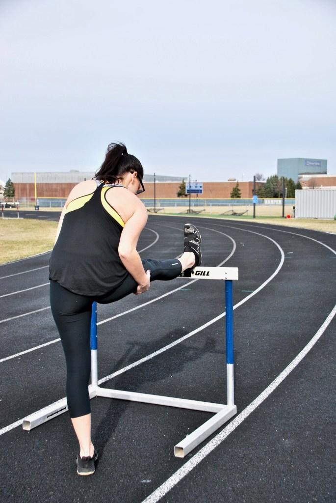 hurdle stretch