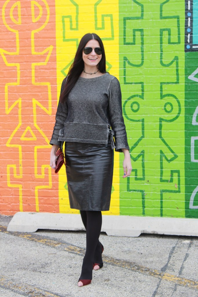 chicago style blogger peggy kollias