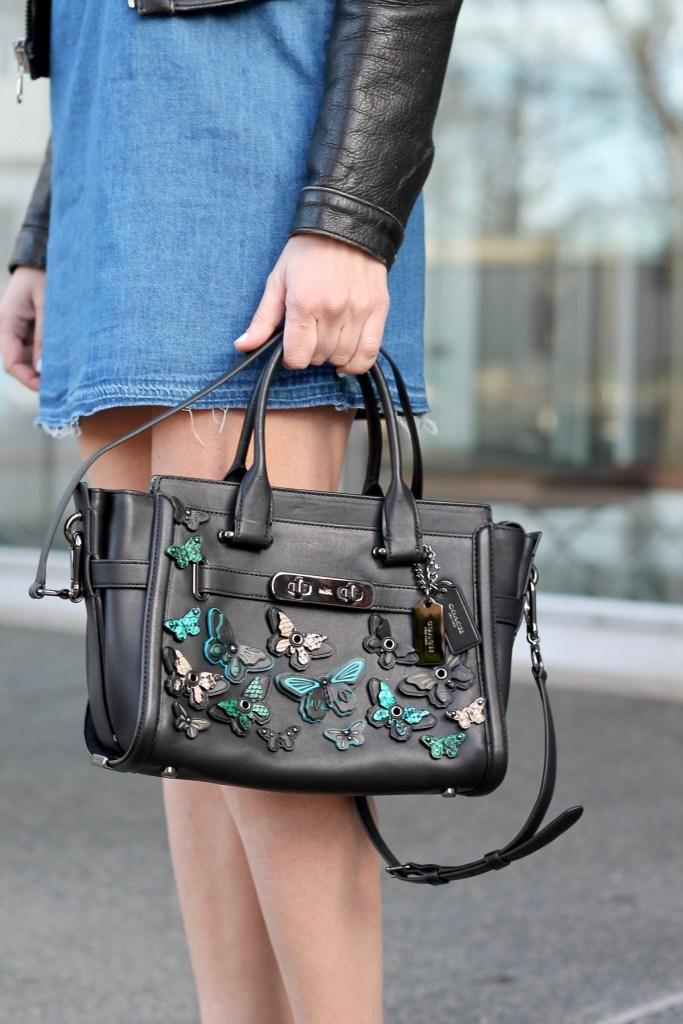 coach swagger handbag