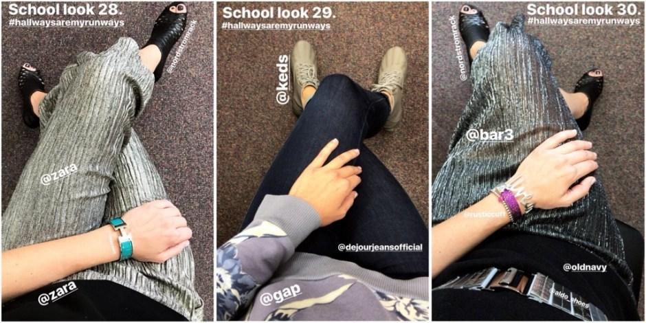 school looks 28-30