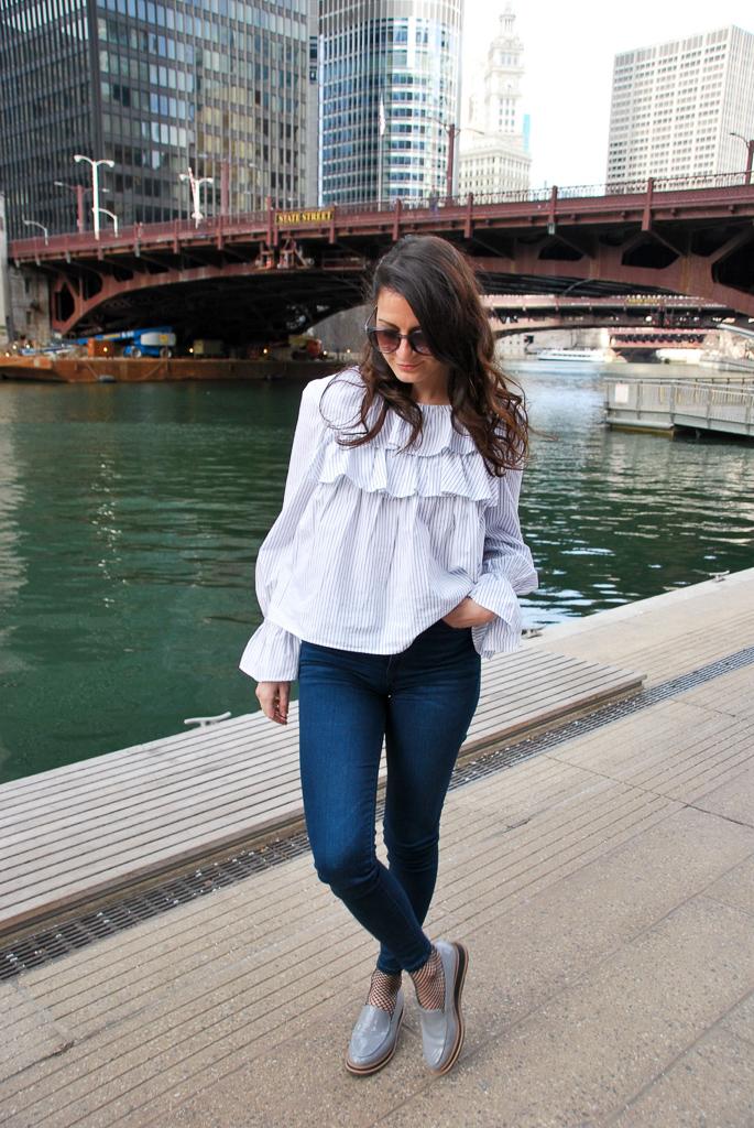 Chicago Blogger, Peggy Kollias