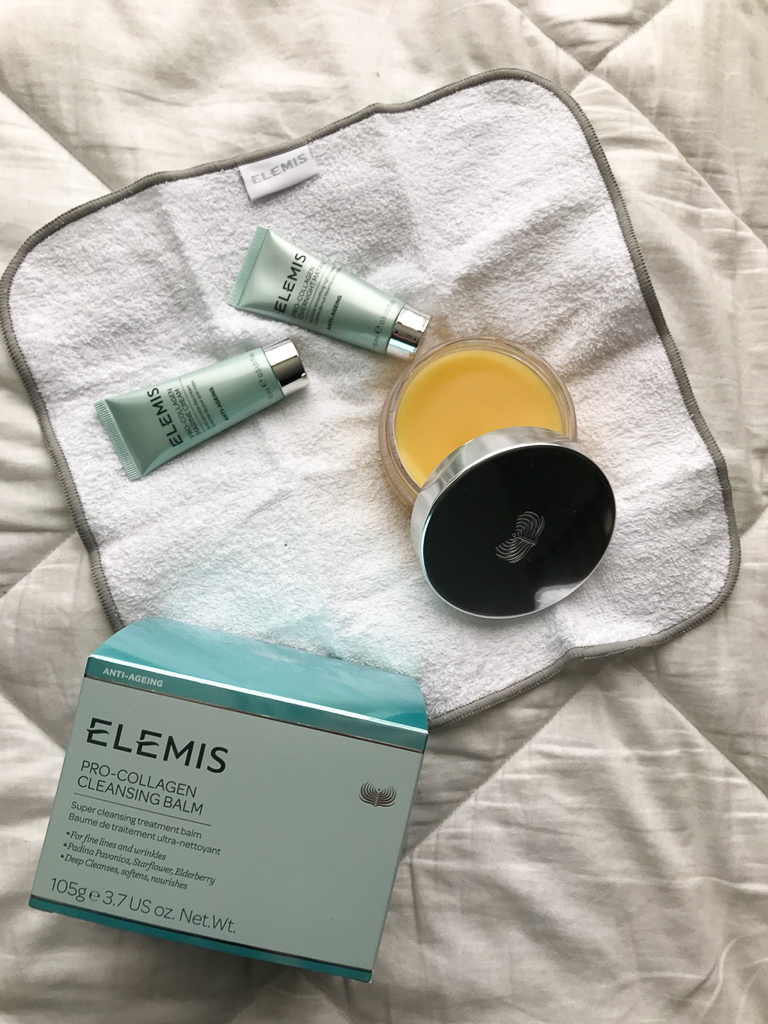 ELEMIS face products