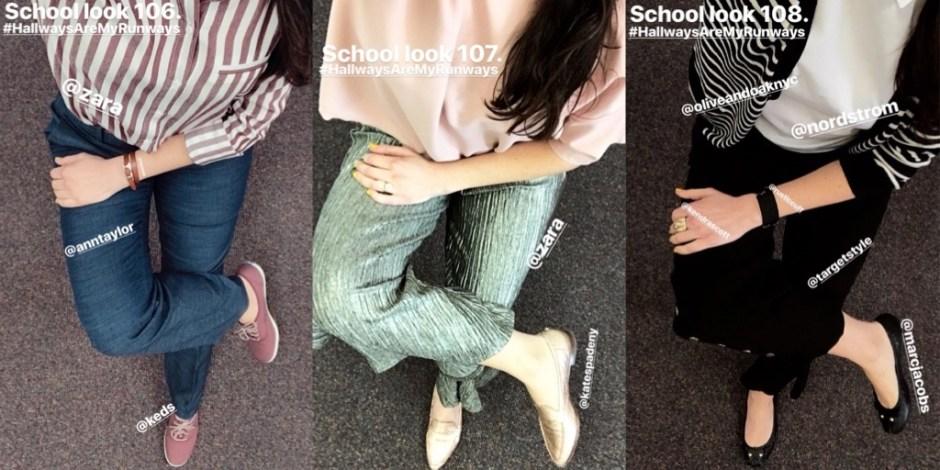 school looks 106-108