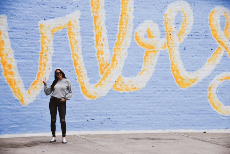 Vibes Mural, Chicago, Illinois