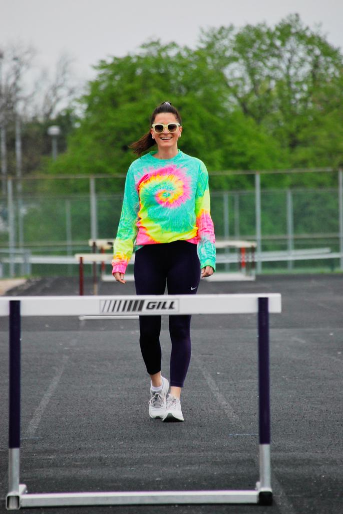 hurdle coach