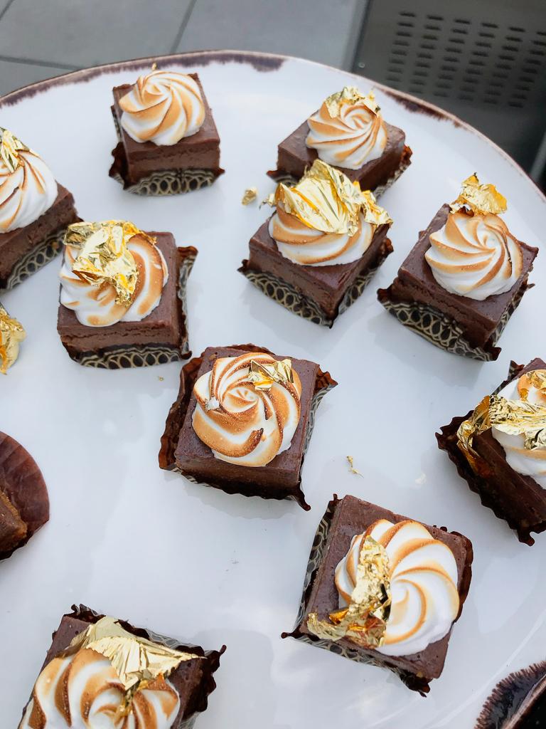 Dessert at the Gwen