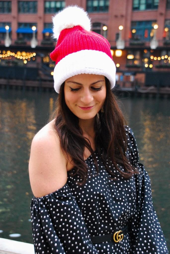 Santa Baby Hat