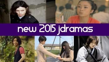 Top 5 New Japanese Dramas 2015 – Top 5 Fridays