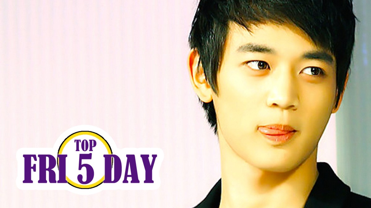 Top 5 SHINee Minho Korean Dramas – Top 5 Fridays
