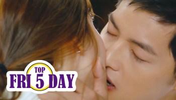 Top 5 Song Joong Ki Korean Dramas – Top 5 Fridays