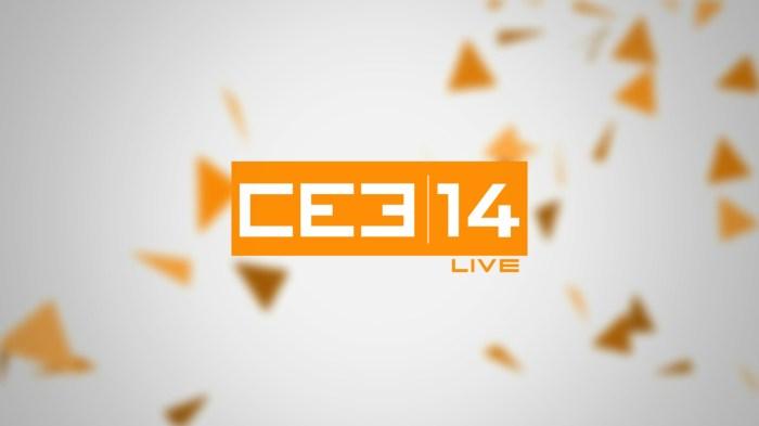 CE3 2014 Logo