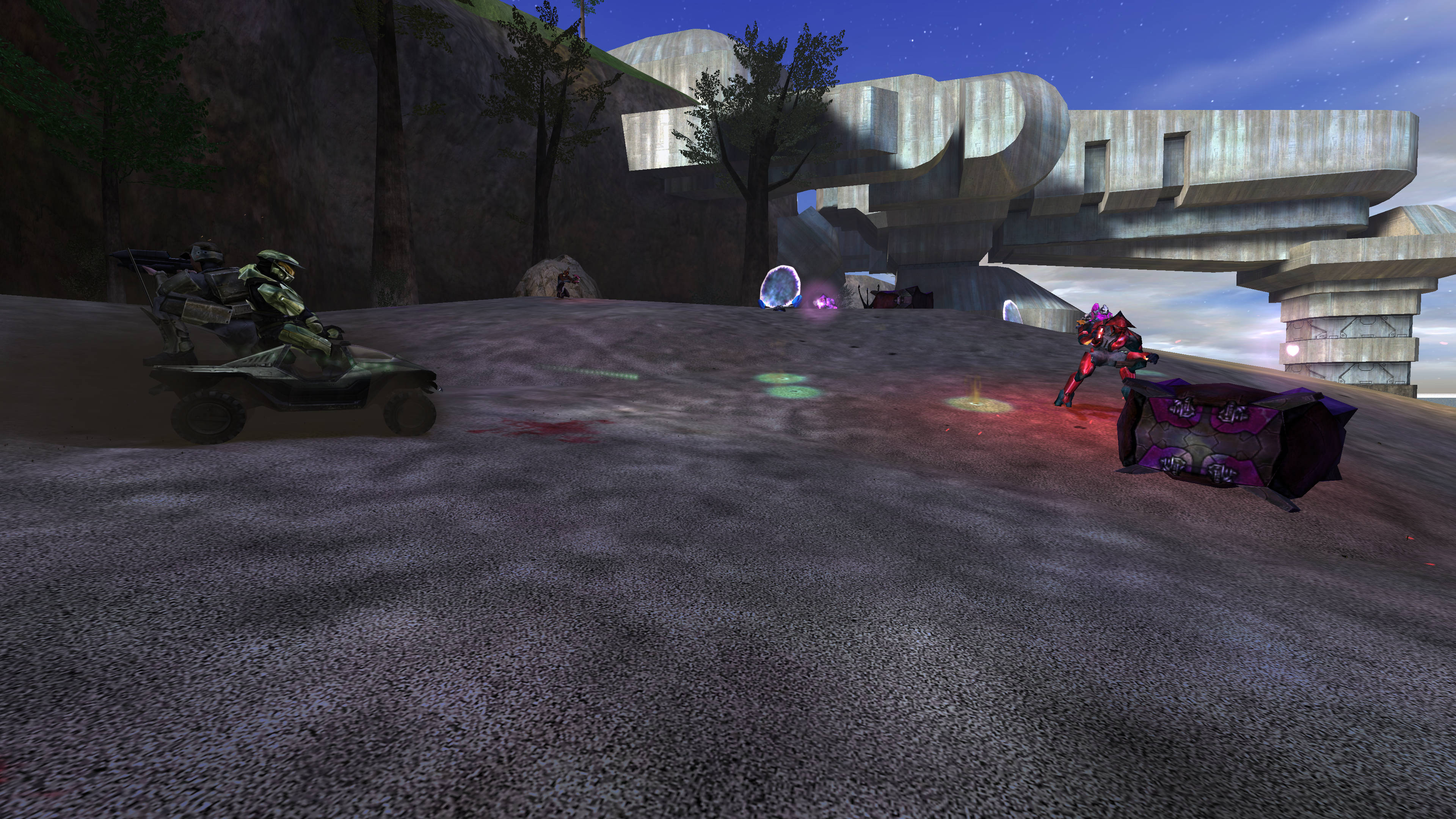 Cursed Halo Ce3