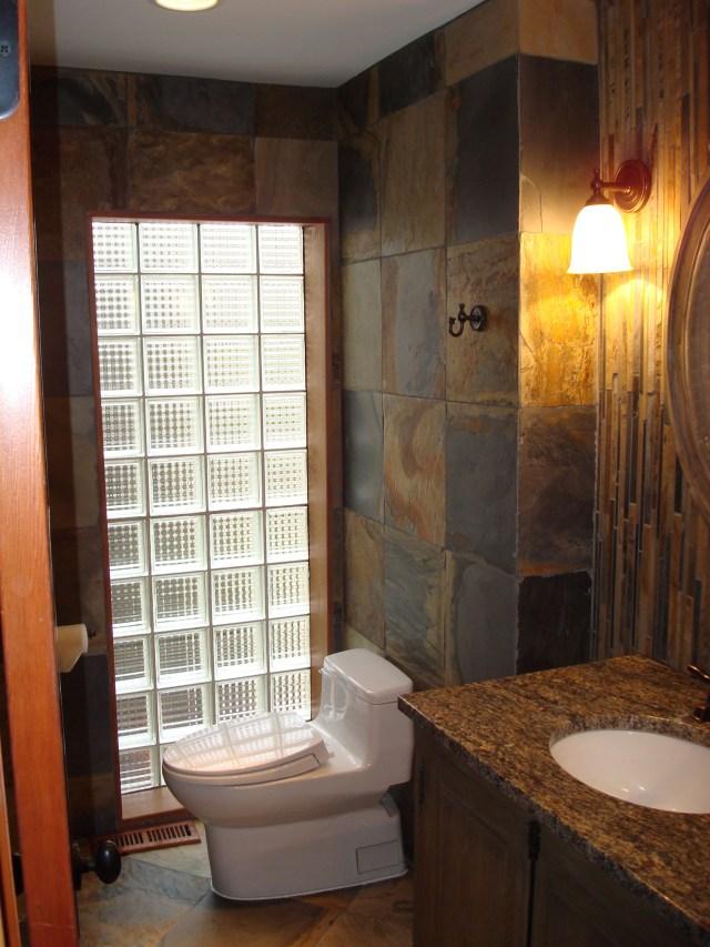 Contemporary Bathroom Remodel Chicago Inside Remodeling Blog