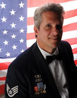 Jason Morgan -USAF Staff Sgt.