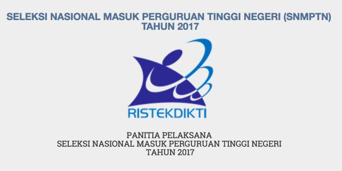 [UPDATE] Data Nilai Raport Siswa Yang Diterima SNMPTN 2016 Dan 2017