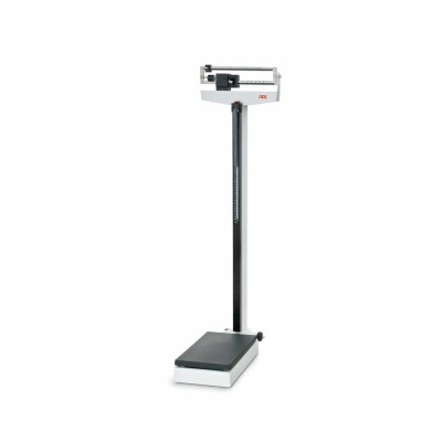 ade m318800 mechanical column scale with height rod