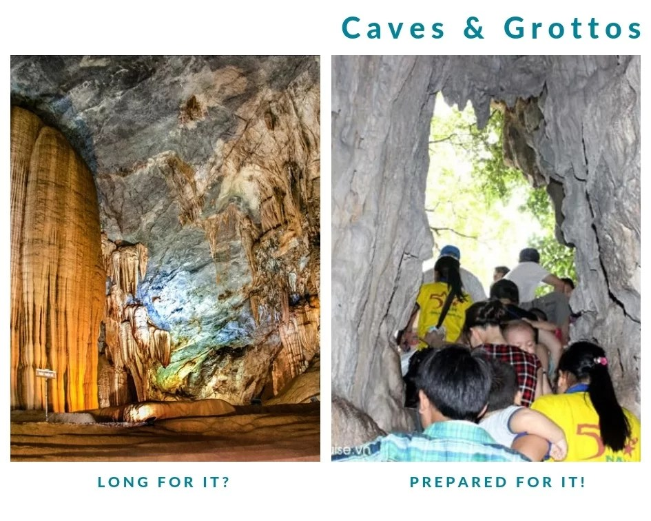 Caves & Grottos