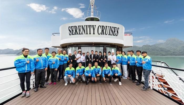 Halong Serenity Cruises