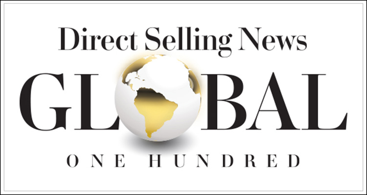 Direct Selling News Global 100 - 2018