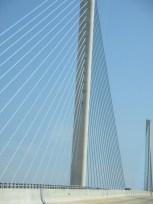 cable stay bridge