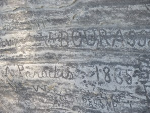 carvings from 1885