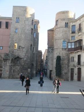 Roman towers