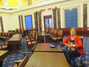 Mom in the Senate