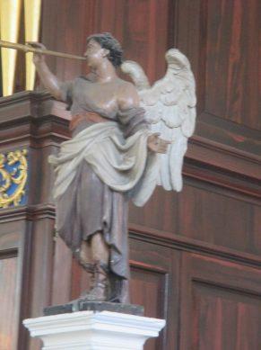 spoils of war angel