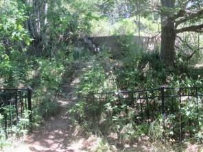 overgrown fort