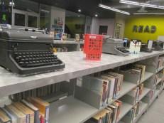 ancient typewriters
