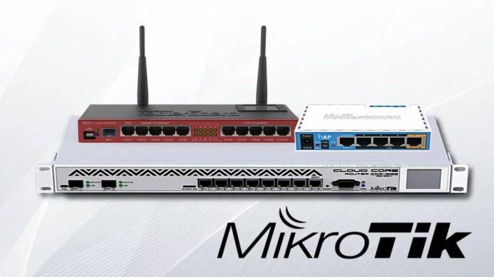 Un exploit permite conseguir permisos de root en cualquier router MikroTik