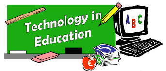 Picture Text:Technology in education