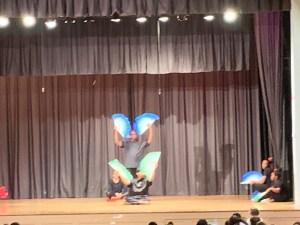 6th Grade Dance Performance 2