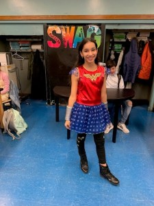 Halloween Wonder Woman