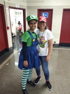Halloween Mario & Luigi