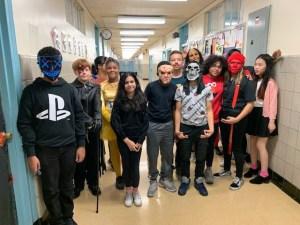 Halloween Class 5