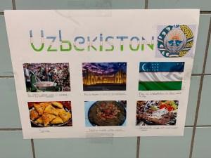 Cultural Posters - Uzbekistan