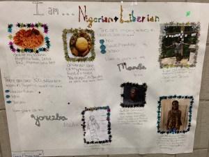 Cultural Posters - Nigerian & Liberian